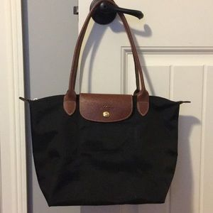 Small Black Longchamp